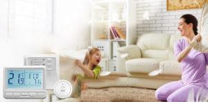 Avantajele instalarii unui termostat inteligent